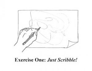 Just Scribble-sm