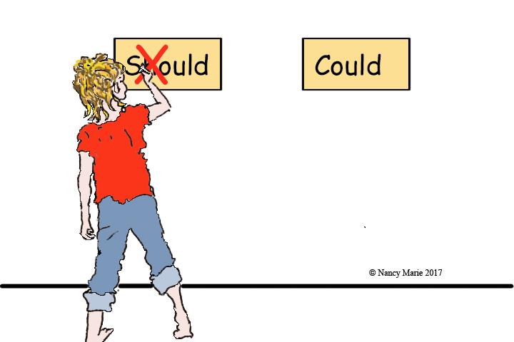 should vs could